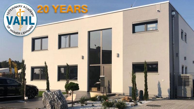 20 Years Schloss Seminare now VAHL - Veterinary Academy of Higher Learning