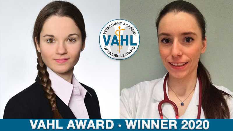 VAHL AWARD Winner 2020