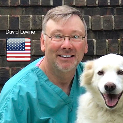 David Levine CCRP Program director and core instructor