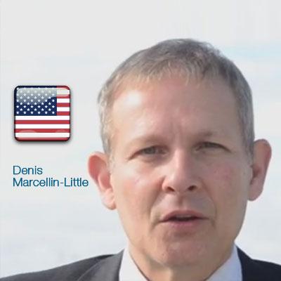Denis Marcellin-Little CCRP core instructor