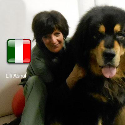 Lili Asnal CCRP instructor
