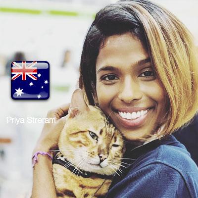 Priya Streram CCRP instructor