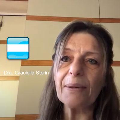 Graciela Sterin CCRP instructor