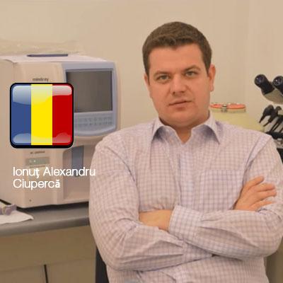 Ionuț Alexandru Ciupercă CCRP instructor