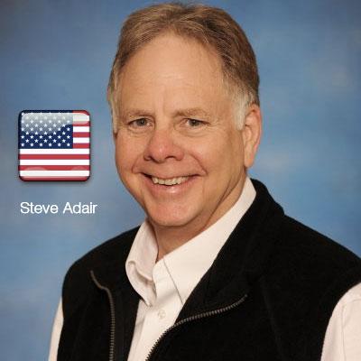 Steve Adair CERP Core Instructor