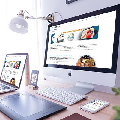 VAHL E-Learning Online Courses Webinars