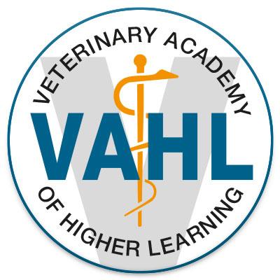 VAHL Veterinary Academy of Higher Learning Logo