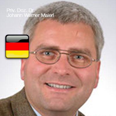 Priv. Doz. Dr. Johann Werner Maierl