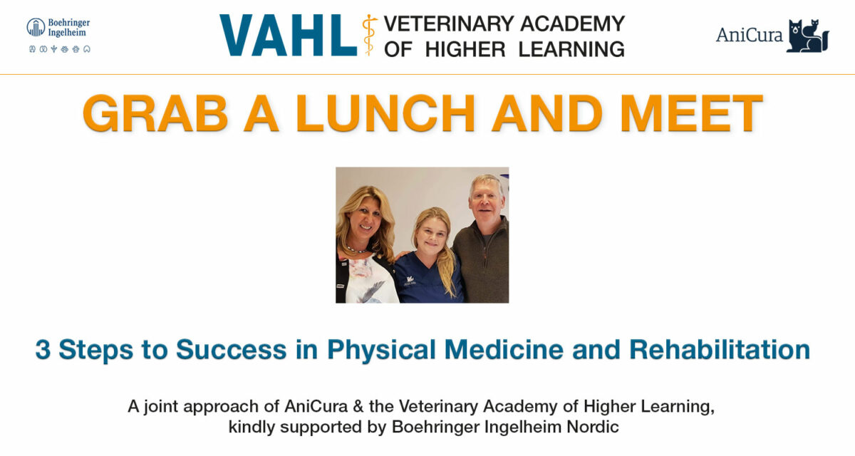 VAHL - Grab a lunch and meet