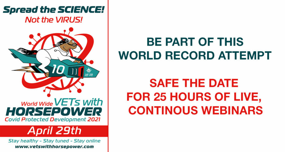 VAHL Supports World Record Attempt