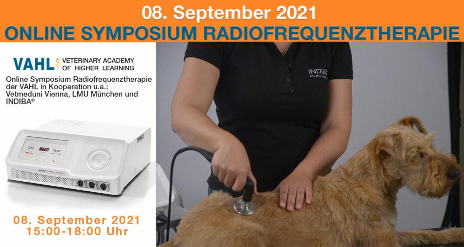 Online Symposium Radiofrequenztherapie